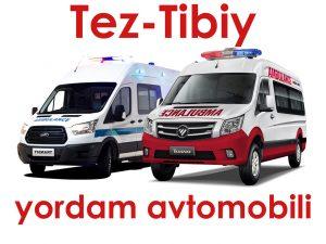 Tez Tibiy Yordam avtomobili